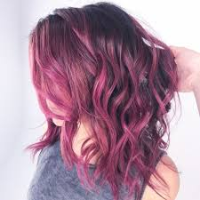 brown plum hair color 20 plum hair color ideas for your next makeover 2018 update