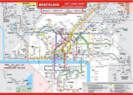 netherlands metro map pdf bratislava trolley and trams map