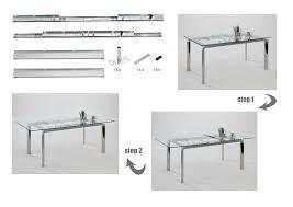 table extension slide mechanism automatic lifting table slide runner table extension mechanism