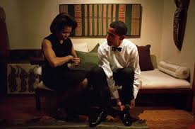 barack and michelle obama love story marriage in photos