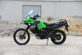 motocross bike rack how to setup kawasaki klr 650 for long distance riding