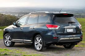 pathfinder nissan 2014 2017 nissan pathfinder review