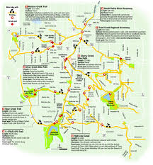 Great Loop Map The 50 Mile Urban Trails Loop Sand Creek Regional Greenway