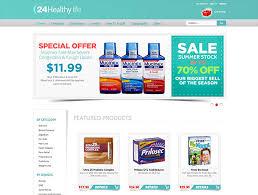 joomla pharmacy template drug store hotthemes