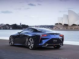 lexus lf lc buy lexus lf lc blue concept u002710 2012