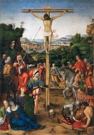 the crucifixion 1503 andrea solario wikiart org