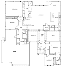 one story floor plans with wrap around porch modern luxury house plans one story bedroom floor ranch country
