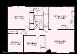 1100 square feet ranch floor plans 1 100 to 1 144
