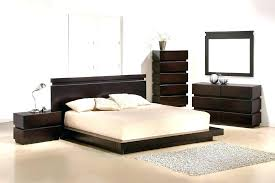 Low Profile Bed Frame King Modern Low Profile Bed Platform Bed Trent Modern Low Profile