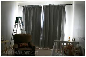 Making Blackout Curtains No Sew Diy Blackout Curtains Wild U0026 Living