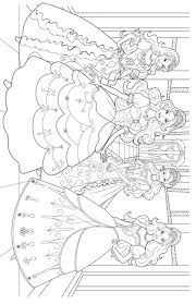 hd wallpapers barbie coloring pages on computer addii ga