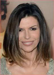 bob hairsyles for 50 year olds shoulder length hair for 50 year old woman culturadecanarias