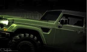 700 hp jeep hellcat is jeep preparing a 700 horsepower wrangler easter egg