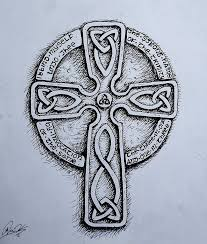 tattoos celtic designs celtic cross celtic cross tattoo design by jkoznarek crosses