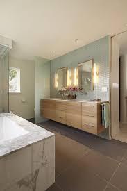 Tiled Vanity Tops Tile Behind Vanity Bathroom Modern With Update Trim And Border Tiles