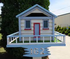 Cute House by Unusual Letter Boxes Thecuriouskiwi Nz Travel Blog