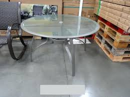 Patio Table Glass Top Glass Top Patio Table Leg Parts Patio Designs