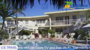 sands point motel clearwater beach hotels florida youtube