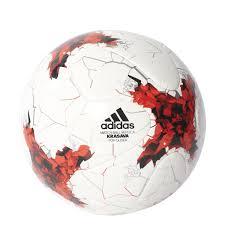 adidas match ball krasava fifa confederations cup russia 2017