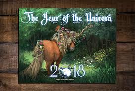 where can i buy a calendar the year of the unicorn a 2018 illustrated wall calendar by kiri