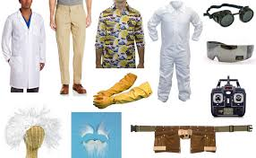 doc brown costume diy guides for cosplay u0026 halloween