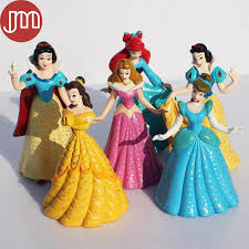 Aliexpress Com Buy New 6pcs Princess Toys Schneewittchen Snow