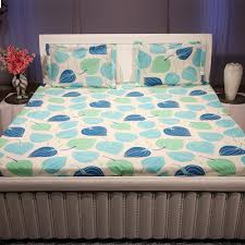 Bombay Dyeing Single Bed Sheets Online India Pack Of 4 Double Bedsheet Set By Bombay Dyeing Bed Sheets