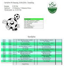 Tus Bad Aibling Alois Reil Cup 2016 U2013 Tsv Hohenthann Beyharting
