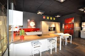 kitchen designs lovely blend of warm wooden surfaces with cool
