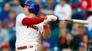 Phillies Prepare For Life Without - a mechanical adjustment kick started rhys hoskins career nbc