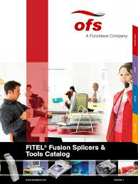 fitel fusion splicer catalog optical fiber manufactured goods