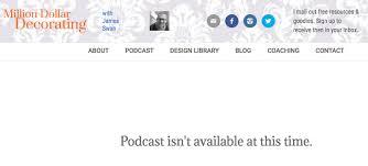 million dollar decorating designers fight to remove their million dollar decorating podcasts