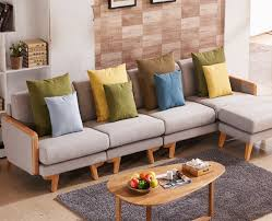 japanese living room furniture beautiful and american wood sofa fabric scandinavian modern japanese