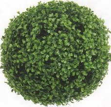 4 artificial 13 boxwood in outdoor topiary plant bush pool