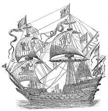 spanish galleon 1588 photograph by granger