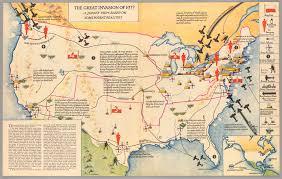Alaska Air Map The Great Invasion Of 19 Cornell University Library Digital