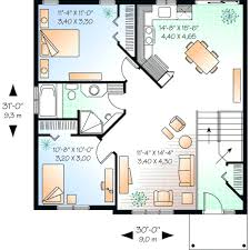 house plans 600 square foot house house plans