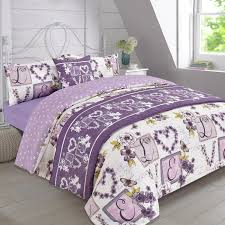 complete bedding set duvet cover with pillowcase sheet millie