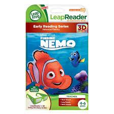 Finding Nemo Story Book For Children Read Aloud Leapfrog Leapreader Disney Pixar Finding Nemo 3d Book