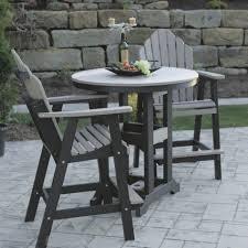 Bar Height Patio Chair Furniture Bar Height Patio Swivel Chairs Industrial Outdoor Bar