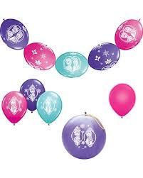 frozen balloons big deal on pioneer national disney frozen party pack