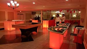 party rentals richmond va casino party rentals