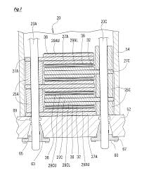 patent us20110240474 capacitive deionization cell with radial
