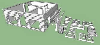 Railroad House Plans Nirvana Valley Model Railroad The House 3d Printed Down On The