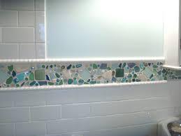 green glass tile backsplash bathroom tags glass tile backsplash