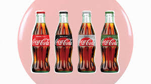 coca cola unifies its brand worldwide with new design l co design
