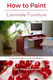 ace hardware paint colors how to paint laminate furniture ace hardware 31 days of color dig