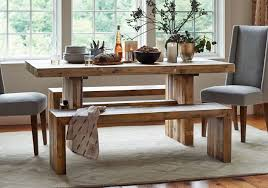 WEST ELM INSPIRED SOLID WOOD DINING TABLE FOR   Studio - Diy west elm emmerson dining table