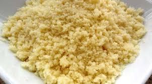 cuisiner la semoule semoule de couscous rapide la tendresse en cuisine