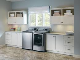 Contemporary Laundry Room Ideas Top Load Washer Contemporary Laundry Room San Francisco By Samsung